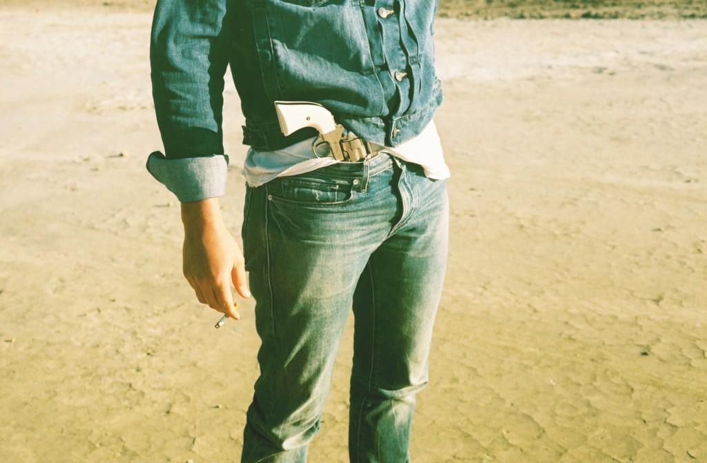 Gun in Pants