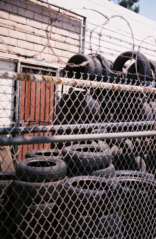 Tires n Red Door