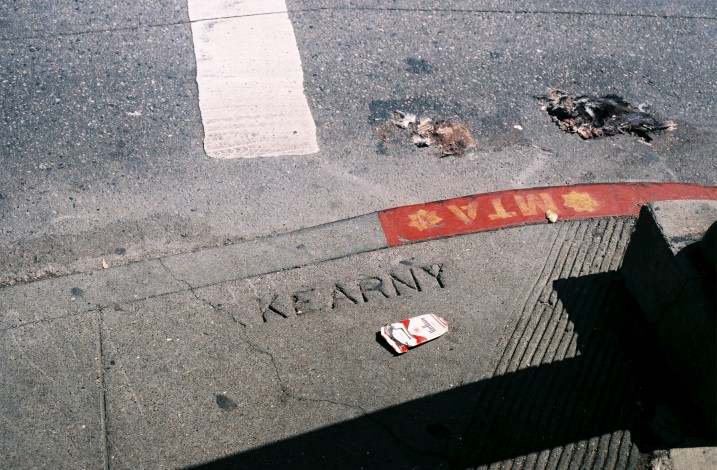 Tragedy on Kearny
