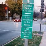 4 Churches