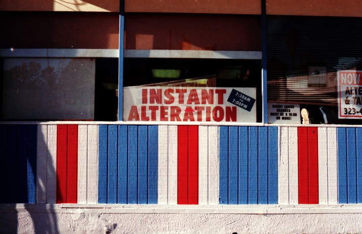 4. INSTANT ALTERATION