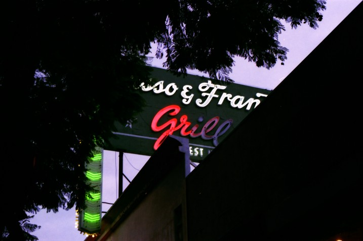 6. FRANKS GRILL