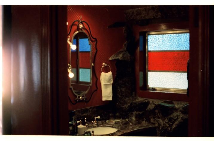 8. MADONNA INN BATHROOM