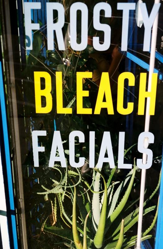 Frosty Bleach Facials