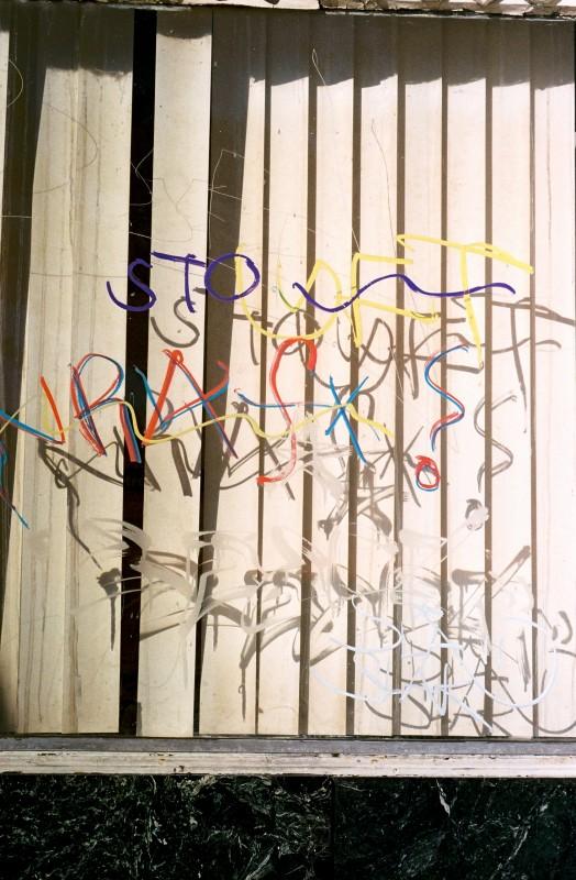 Rainbow Window Grafiti2