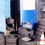 Tires n Cone