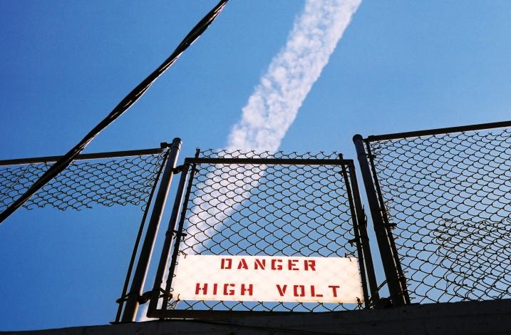 Danger High Volt