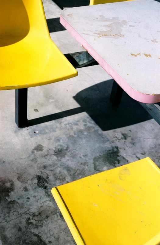 Donut Shop Chairs