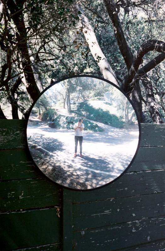 Topanga Mirror Boy