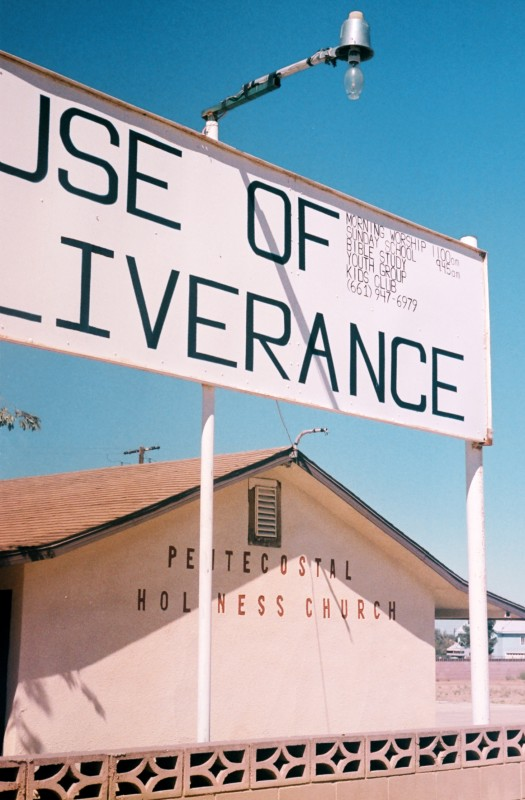 House Of Deliverance