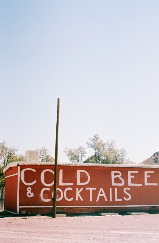 Cold Beer and Cocktails