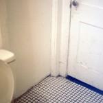 NYE Toilet